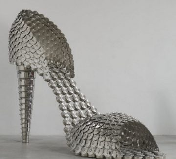 I want to break free – Joana Vasconcelos