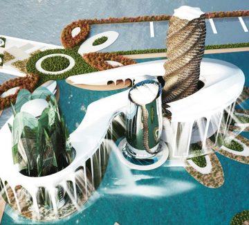 Dubaï le parc de tous les superlatifs