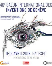 46ème Salon International des Inventions de Genève