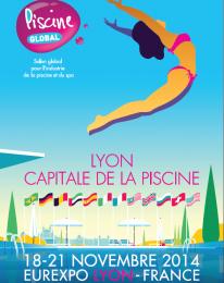 Salon Piscine Global à Lyon
