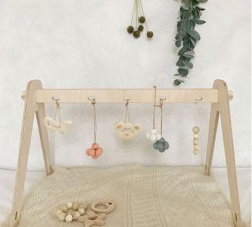 La décoration scandinave s'invite dans la chambre de bébé