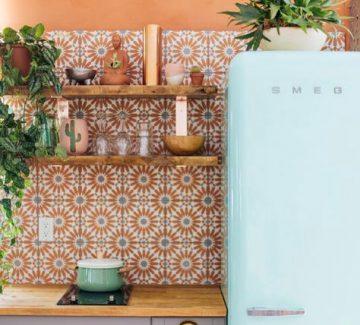 Le réfrigérateur SMEG