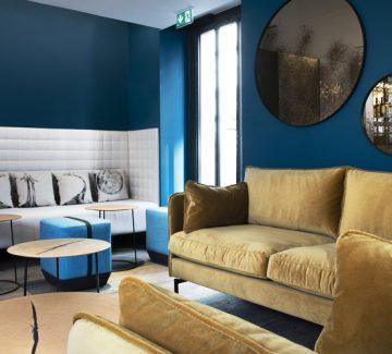 Le nouvel hôtel les deux girafes – Paris XXIe