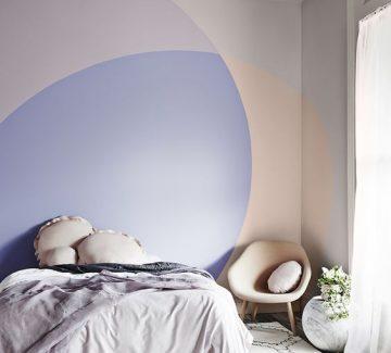 Peindre sa tête de lit