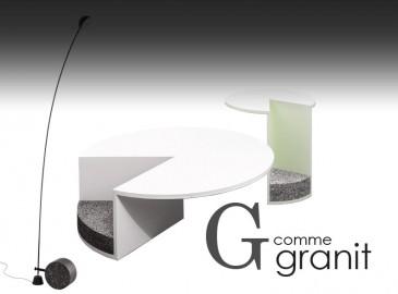 granit décoration