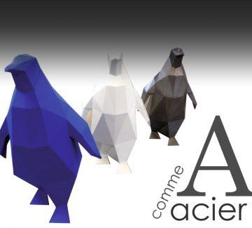 l'ABCD'ère du design : A comme acier