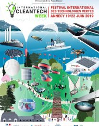 Annecy accueille la 2ème édition de l'International CleanTech Week