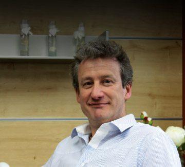 Christophe Cattiaux : fondateur d'ai Cuisines