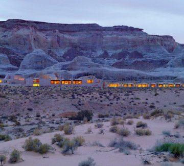 Amangiri hôtel : une pépite cachée au fond de l'Utah