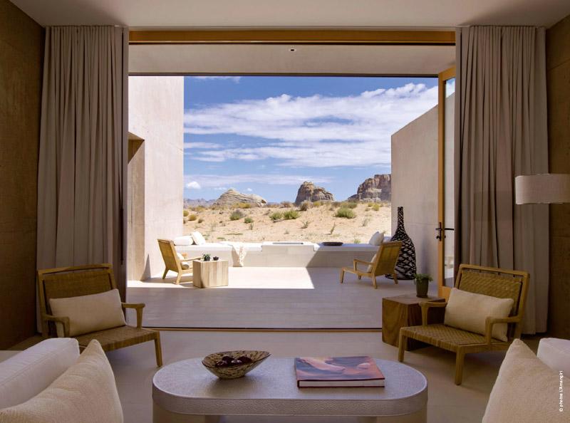 Amangiri hôtel Utah USA