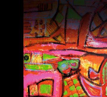 Terra e colori : quand l'art prend une autre dimension