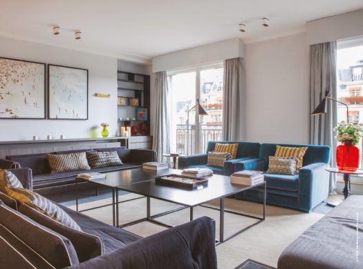 Appartement avenue Montaigne