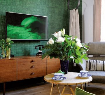 Appartement lyonnais : Carte blanche pour une mise au vert