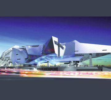 Le musée des Confluences, symbole de l'architecture déconstruite