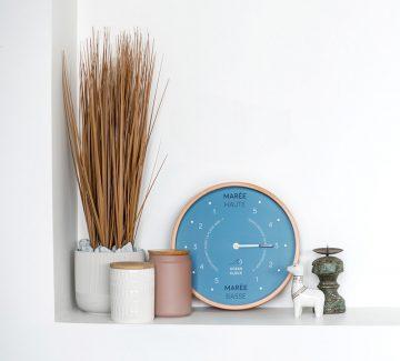 Ocean Clock modernise l'horloge des marées
