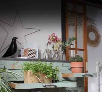 Visite de l'Atelier Rue Verte avec Valérie