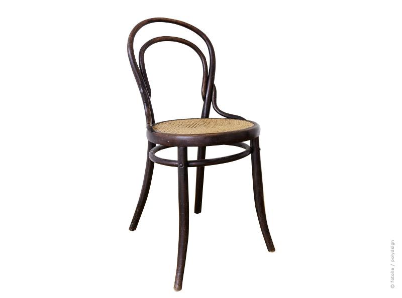 Celebre Et Incontournable La Chaise N14 De Thonet