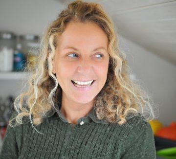 La passion de la cuisine, le quotidien de Brigitte du blog « Popote & Fleur de Sel »