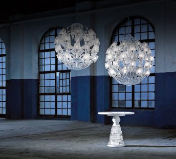 Baccarat & Designers : le talent au grand jour