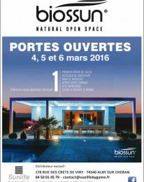 Biossun : Portes ouvertes – mars 2016