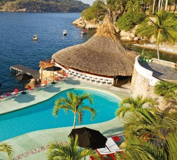 Boca Chica : le charme rétro d'Acapulco