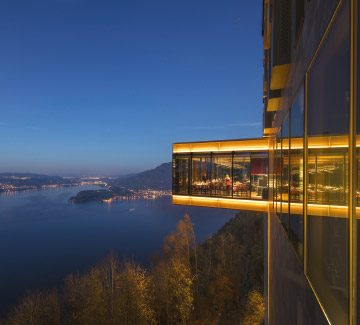 Bürgenstock : l'hôtel de tous les superlatifs