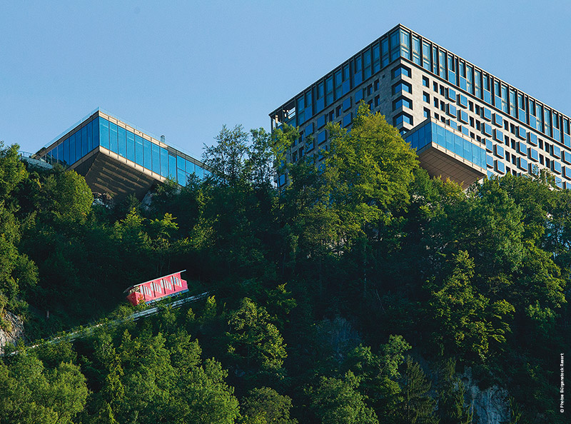 Bürgenstock hôtel