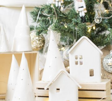 Noël en mode DIY avec Clémence