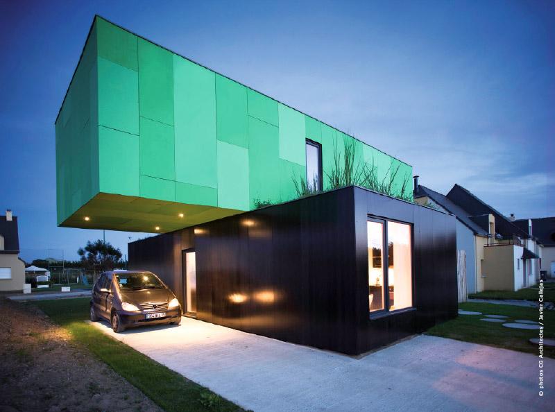 La Maison Container Seduit De Plus En Plus Traits D Co