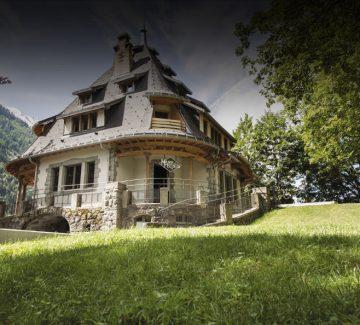 À Chamonix : la renaissance d'une maison atypique