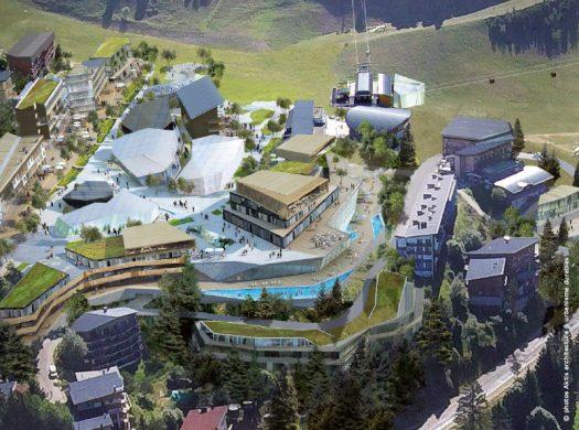 Chamrousse : La nouvelle éco-station