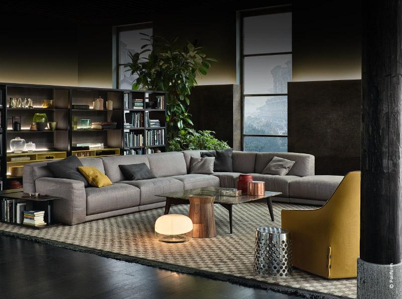 les plus beaux les plus confortables canap s du moment traits d 39 co. Black Bedroom Furniture Sets. Home Design Ideas