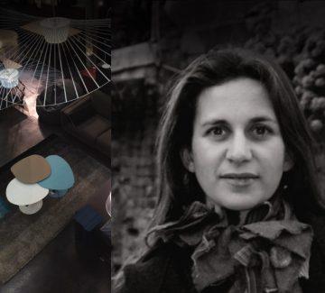 Luminaires design : Ariane Labévière, dirigeante de Carré Lumière