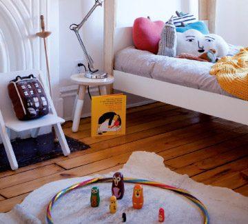 Chambres d'enfants: le design joue le jeu