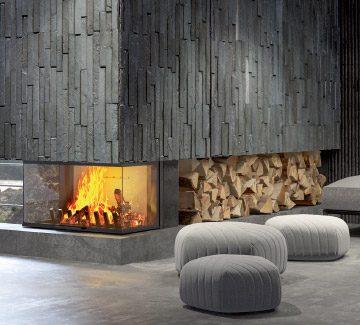 Les cheminées se réinventent pour accompagner nos hivers