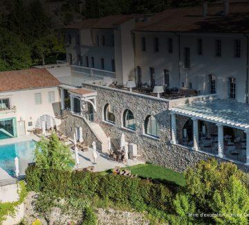 Haute-Provence : Le Couvent des Minimes, hôtel de luxe et de grâce