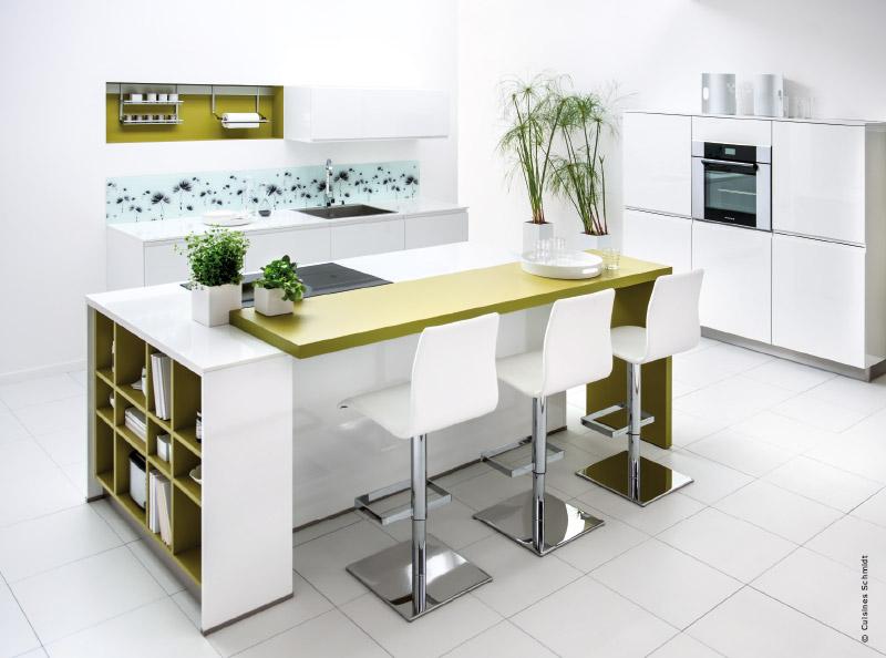 Cuisine tour d 39 horizon des plans de travail - Plans de travail cuisine ...