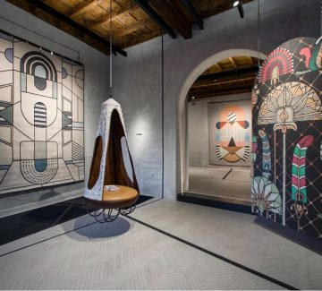 Elena Salmistraro: un mélange d'art et de design