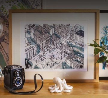 Portraits de quartiers par Émilie Ettori