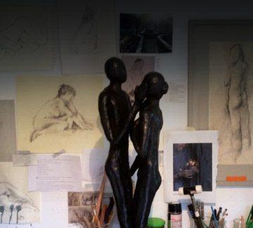 Isabelle Healy à la Galerie Ducastel