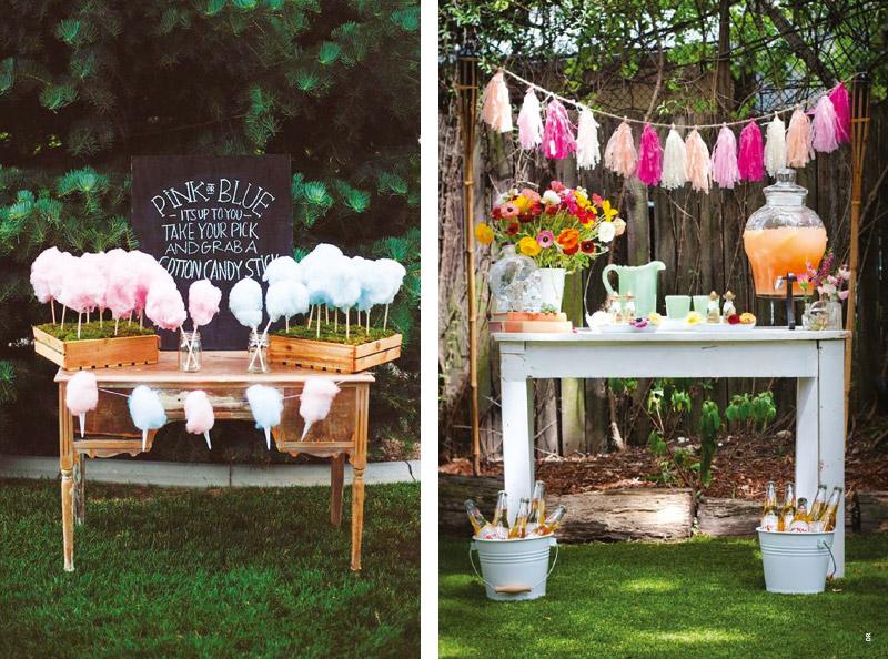 Garden,party chic et champêtre