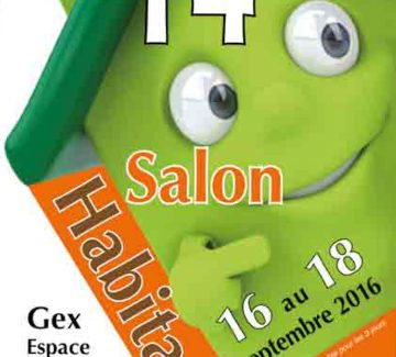 14e Salon HABITAT – septembre 2016