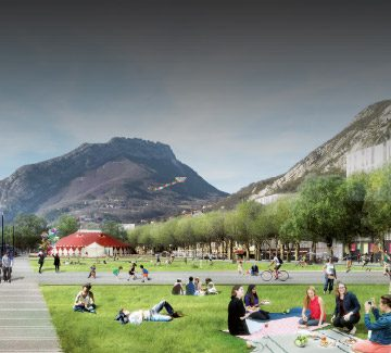 Grenoble Esplanade dessine son futur