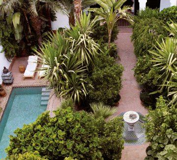L'Hôtel Marrakech : gracieuse parenthèse dans la ville rouge