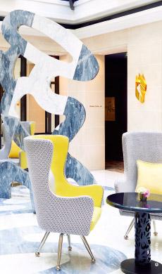 Hôtel art et design
