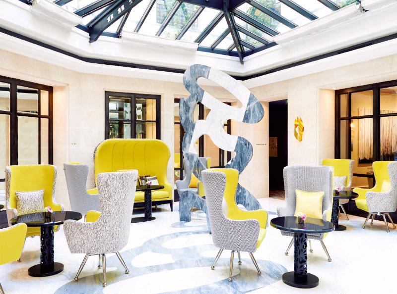 Paris Hôtel art et design