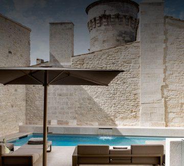 L'hôtel de Tourrel Saint-Rémy de Provence : l'histoire rencontre le design