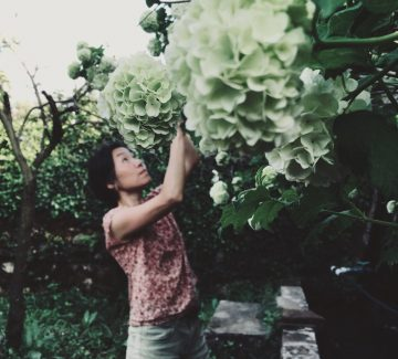 Portrait poétique de Masami, créatrice de la marque Cocon