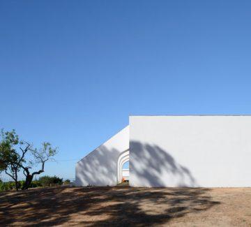 La Casa Modesta au Portugal, prototype minimaliste
