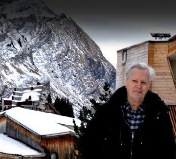 Jacques Labro « Avoriaz, l'œuvre de toute une vie! »